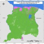 Launch Post-deforestation Land Use Land Cover (LULC) kaart 2000 – 2009