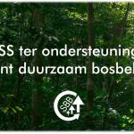 Artikel 1: SFISS ter ondersteuning van efficiënt duurzaam bosbeheer