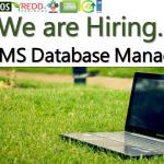 "Vacature ""NFMS Database Manager"""