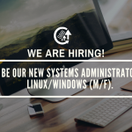 "Vacature ""Systems Administrator Linux/ Windows"""